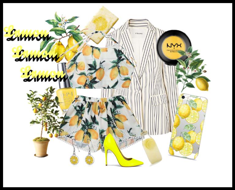 Lemon Lemon Lemon