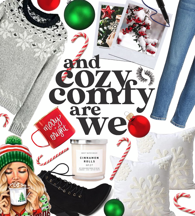 """WINTER 2020: """"And Comfy Cozy Are We"""""""