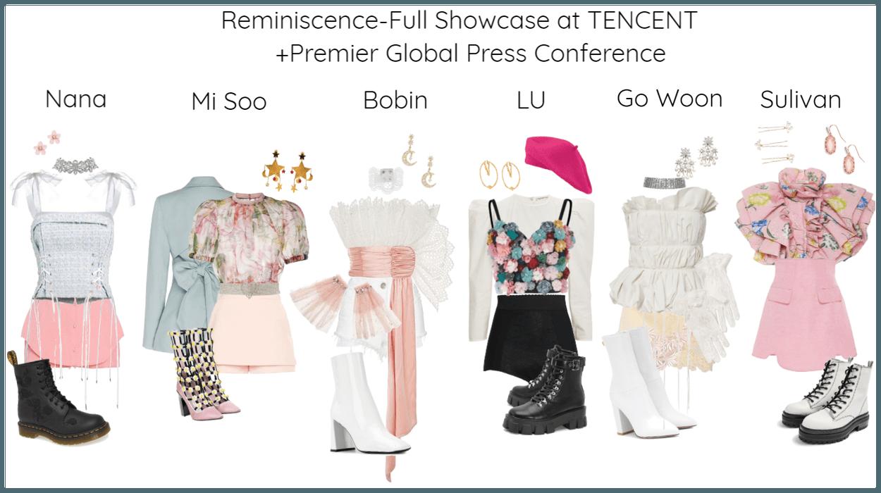 Reminiscence-Full Showcase at TENCENT