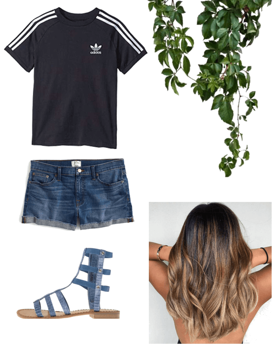 Causal Park Outfit