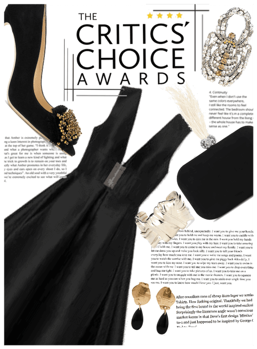 Critic choice awards
