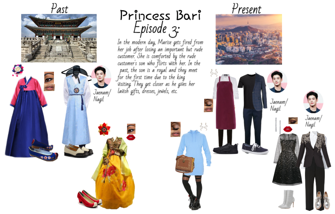 Princess Bari | Episode 3