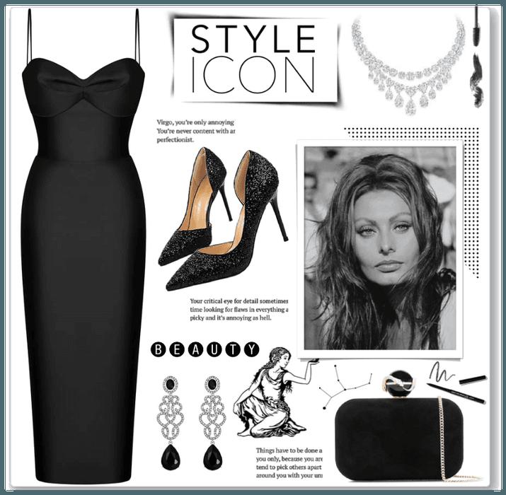 Style Icon: Sofia Loren