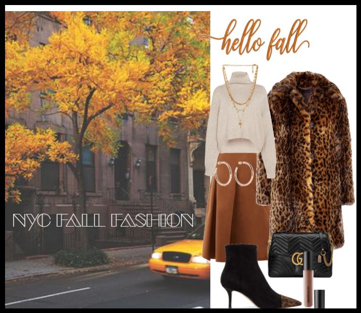 NYC Street Fall