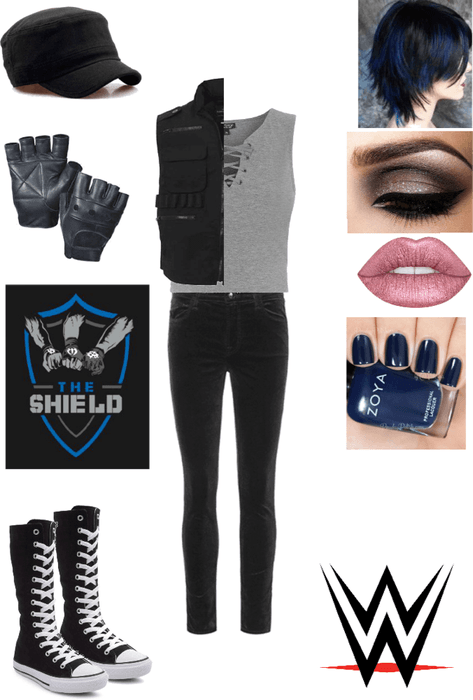 WWE The Shield Outfit #3