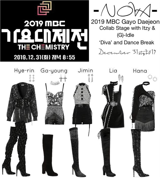 -NOVA-  2019 MBC Gayo Daejeon Collab Stage