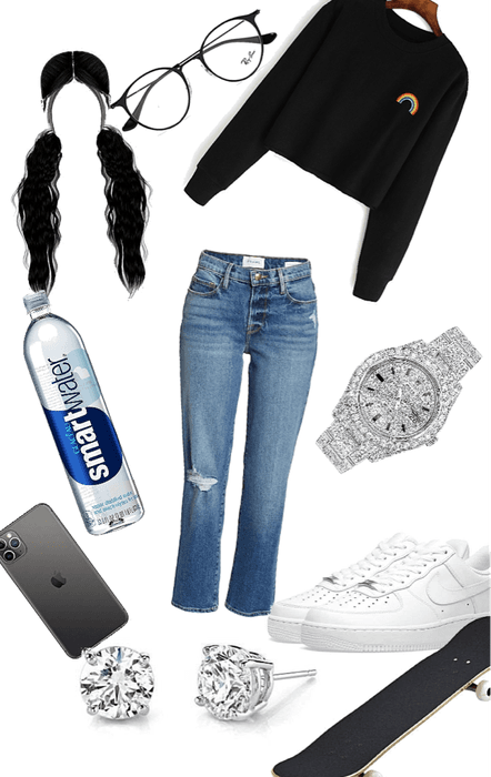 weekday outfit