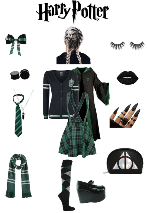 Slytherin-Goth