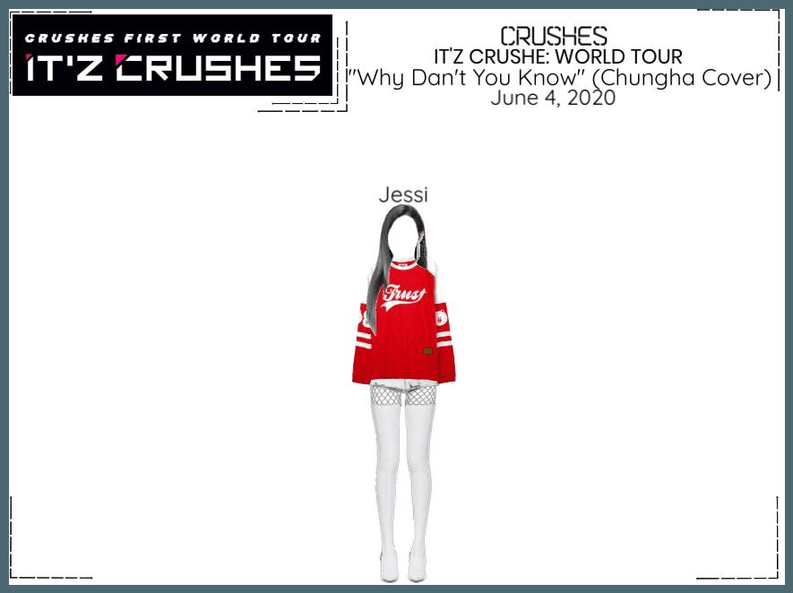 Crushes (호감) [Jessi] IT'Z Crushes | Seoul