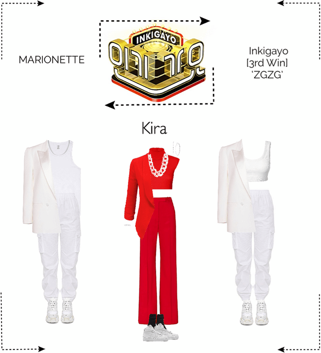 MARIONETTE (마리오네트) [3RD WIN] Inkigayo | Kira's Solo