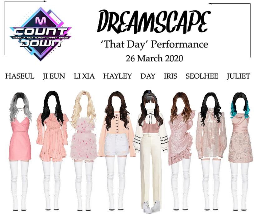 DREAMSCAPE [드림스게이프] M Countdown 200326
