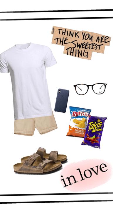 boyfriend asked for Birkenstock outfit inspo sooo