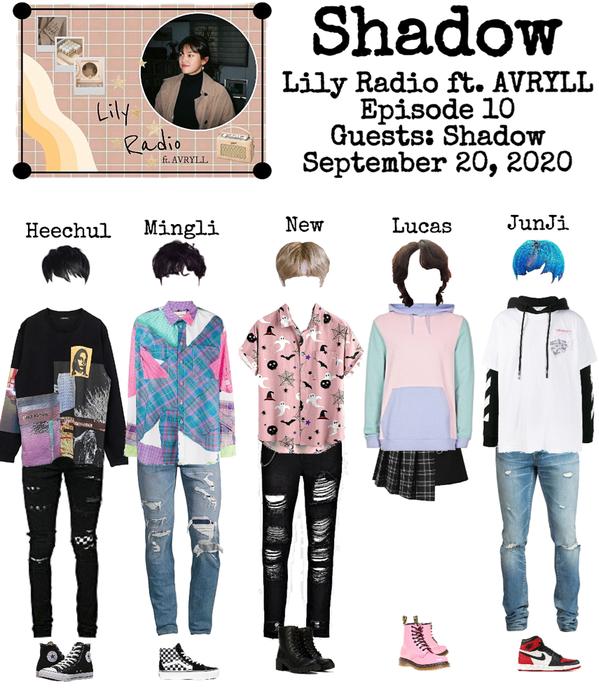 Shadow on Lily Radio