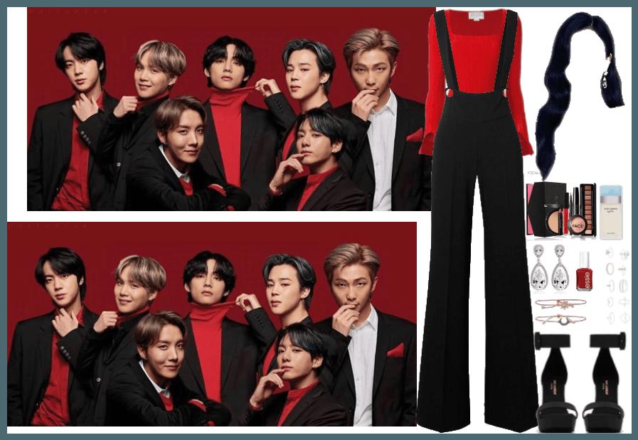 the 8th member: BTS×LOTTEDUTYFREE