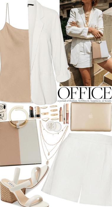 Work Summer Style