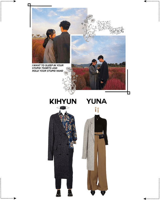 MARIONETTE (마리오네트) Yuna & Kihyun Spotted On A Date
