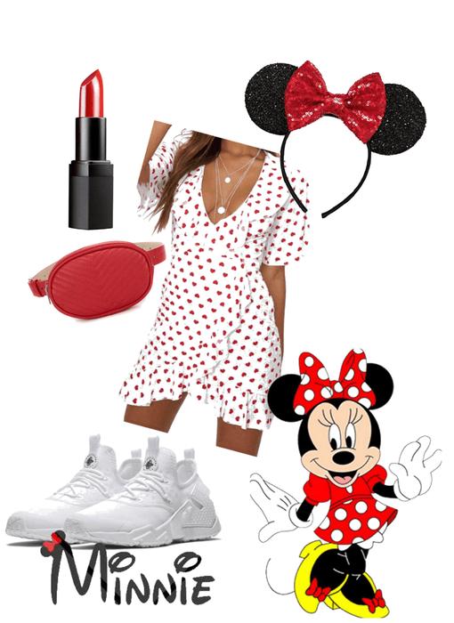 Disney Bound: Minnie Mouse