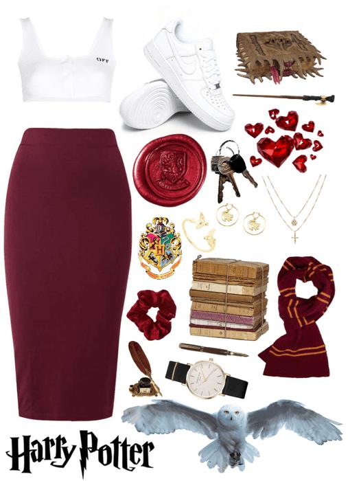 Rose 🥀: GRYFFINDOR