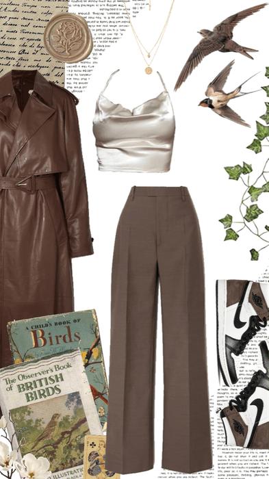brown | bird challange
