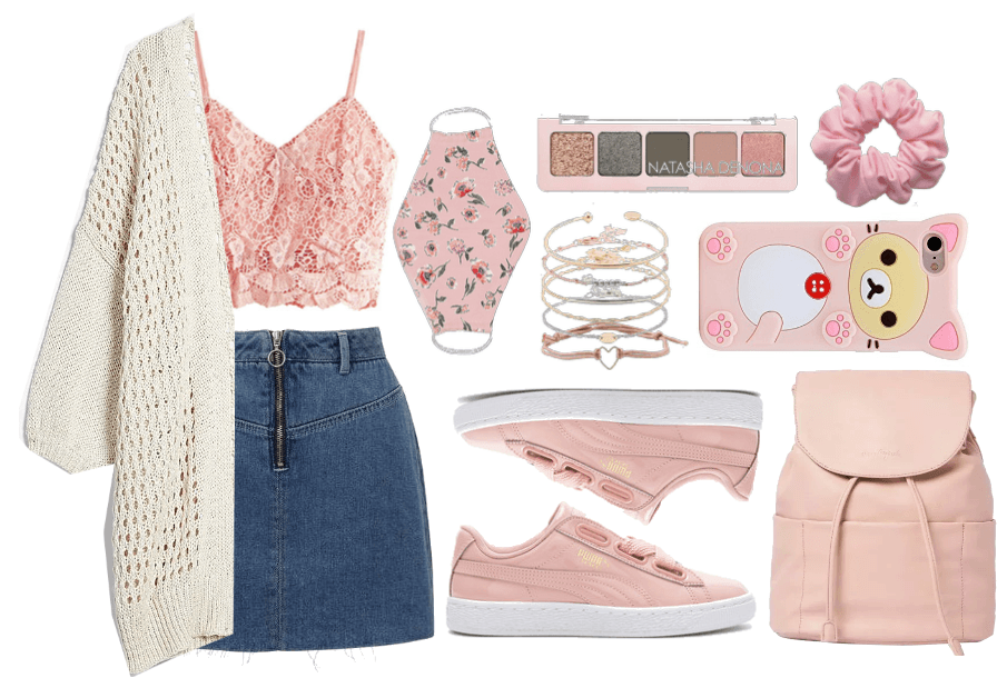 Back To School: Girly