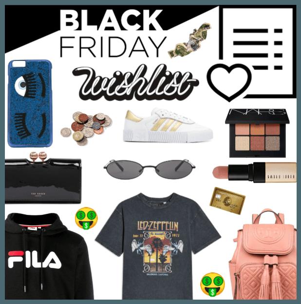 Black Friday Wish-List