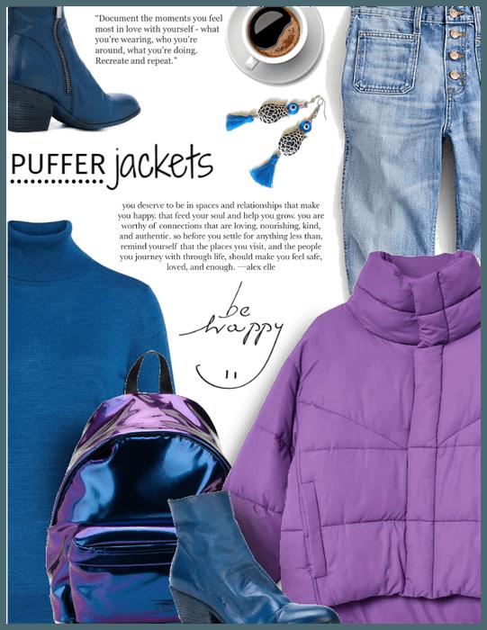 bynoor71 #pufferpaddedjacket