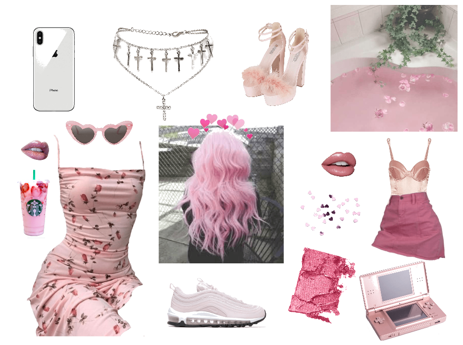 Pink Summer Vibes