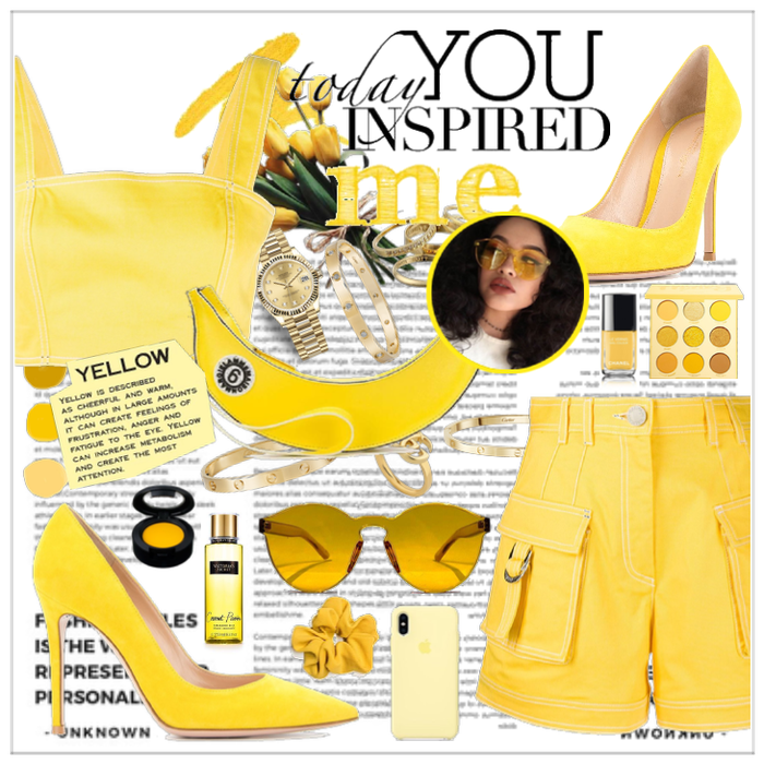 Monochrome:yellow