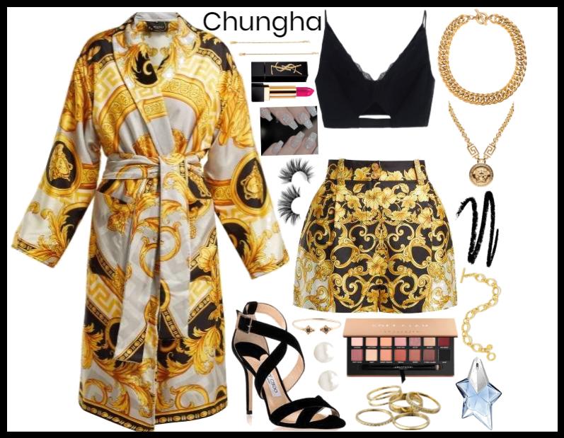 Chungha: Snapping MV Inspired