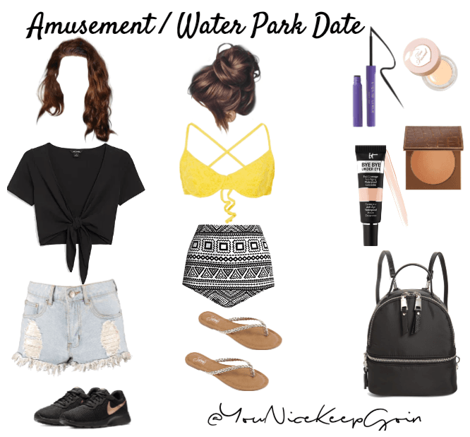 Amusement / Water Park Date