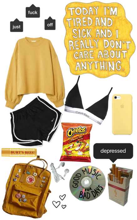 yellow bitch