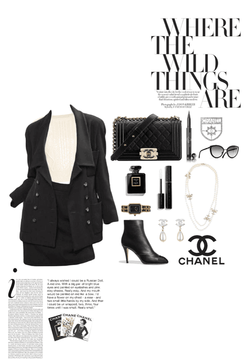 Full Set Chanel