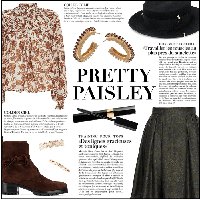 Pretty Paisley - Contest