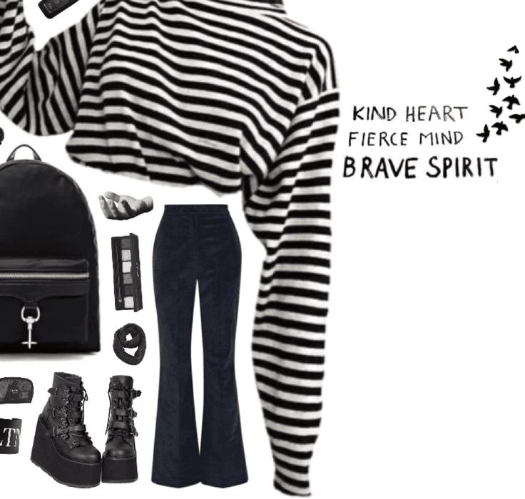 brave spirits.