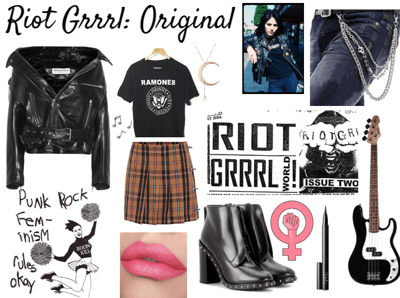 The Original Riot Grrrl