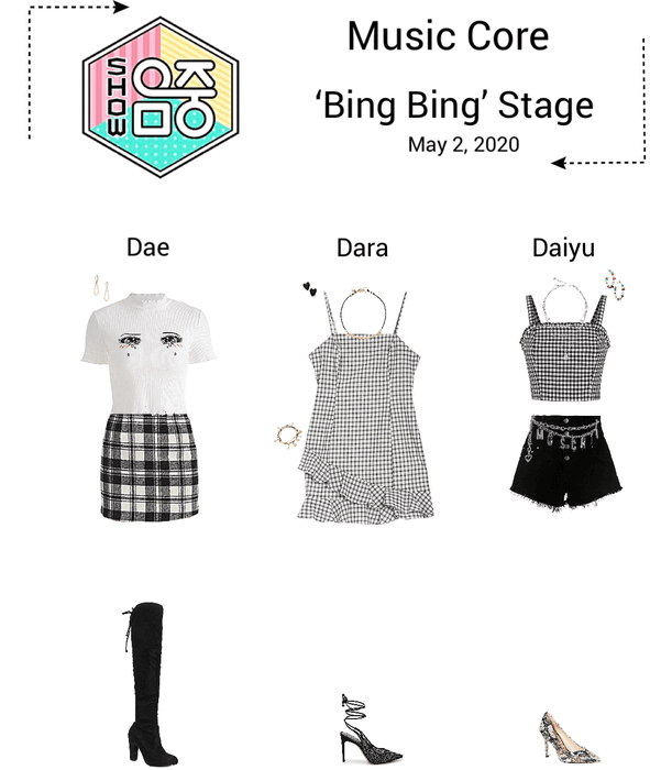 {3D}'Bing Bing' Music Core