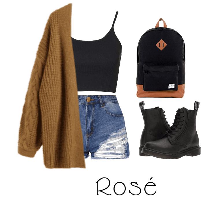College with Rosé | BlackPink