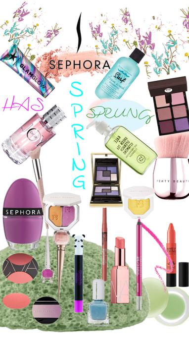 Sephora Spring has Sprung💐