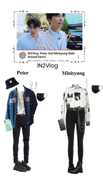 IN2Vlog- Peter and Minhyung walk around Seoul (description)