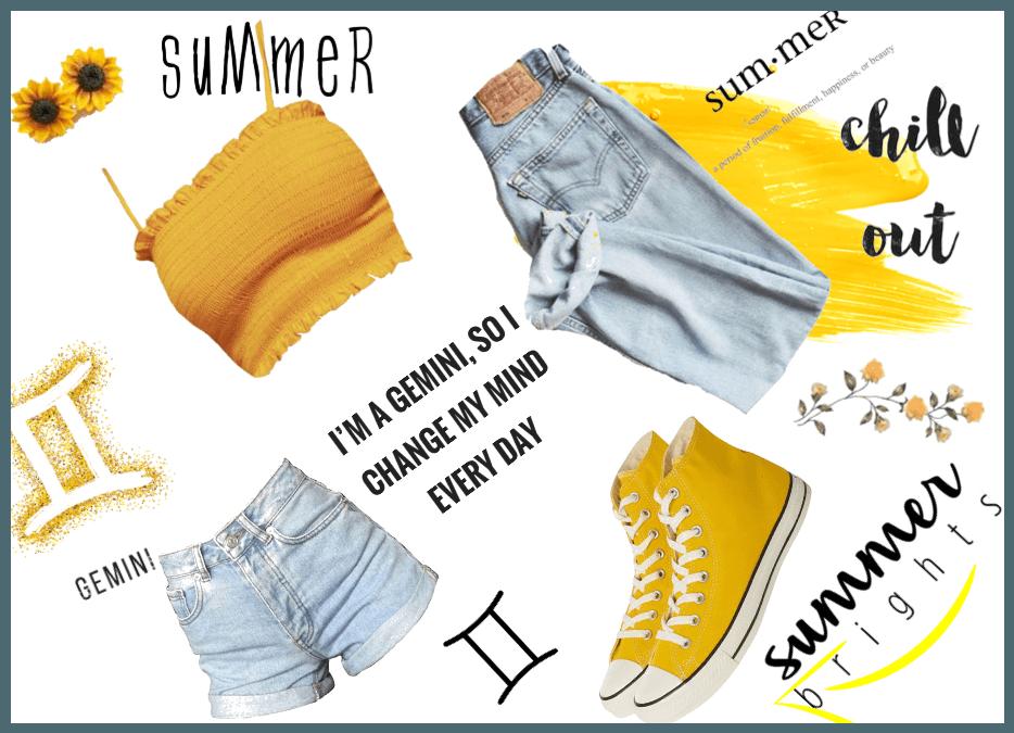 Summer Gemini