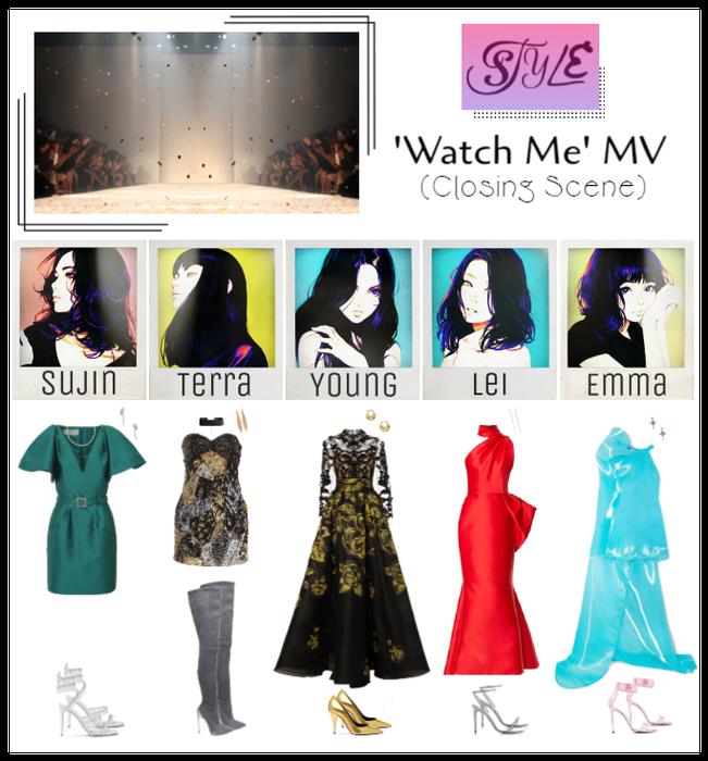 Watch Me MV (Closing Scene)