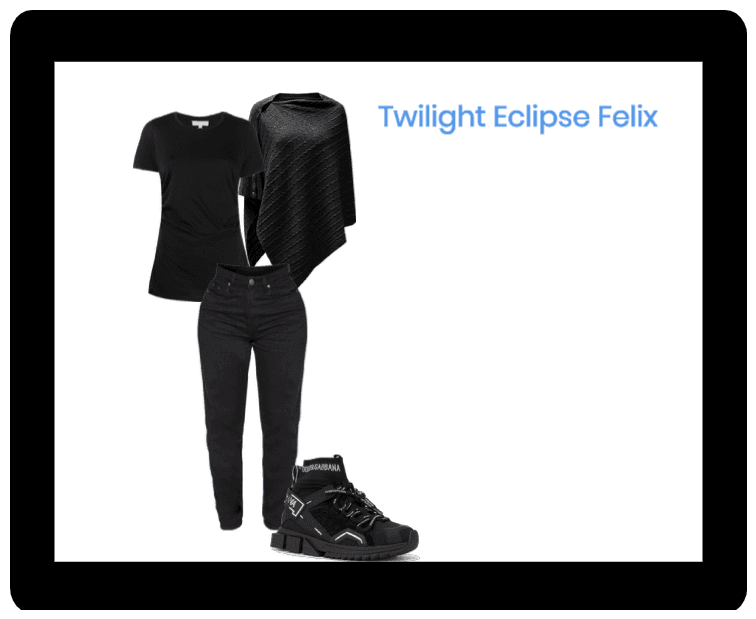 Twilight Eclipse Felix