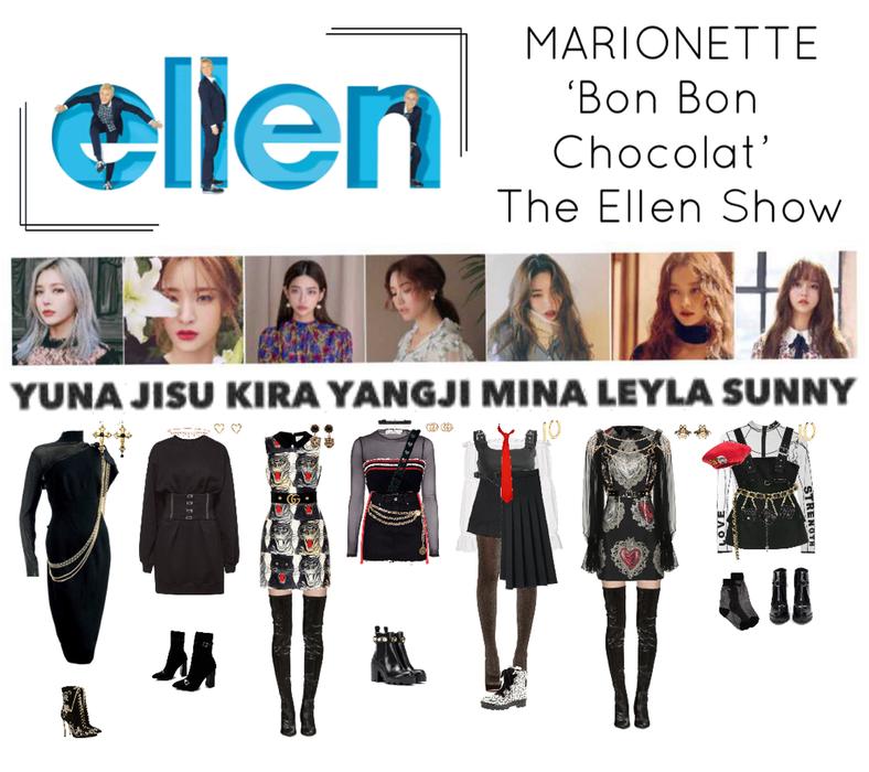 {MARIONETTE} The Ellen Show