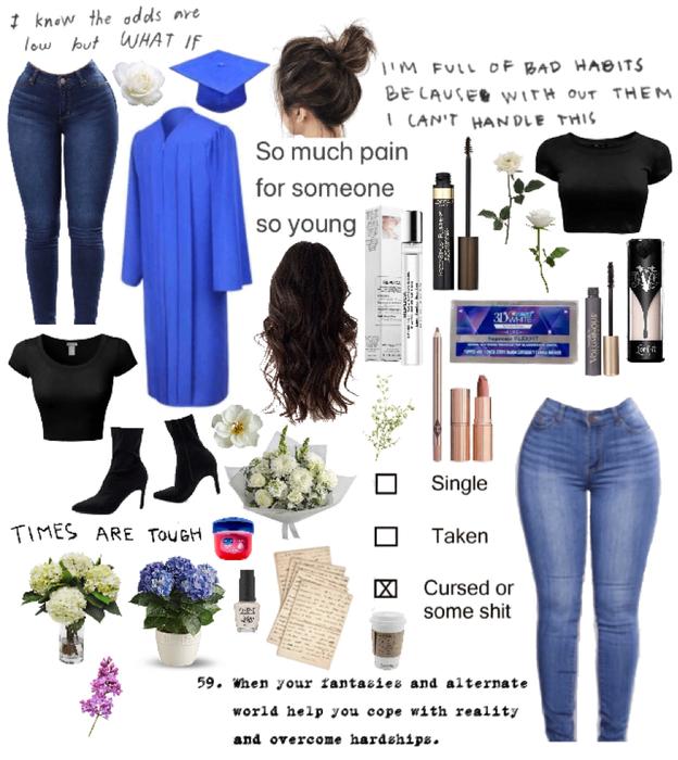 graduation aesthetic