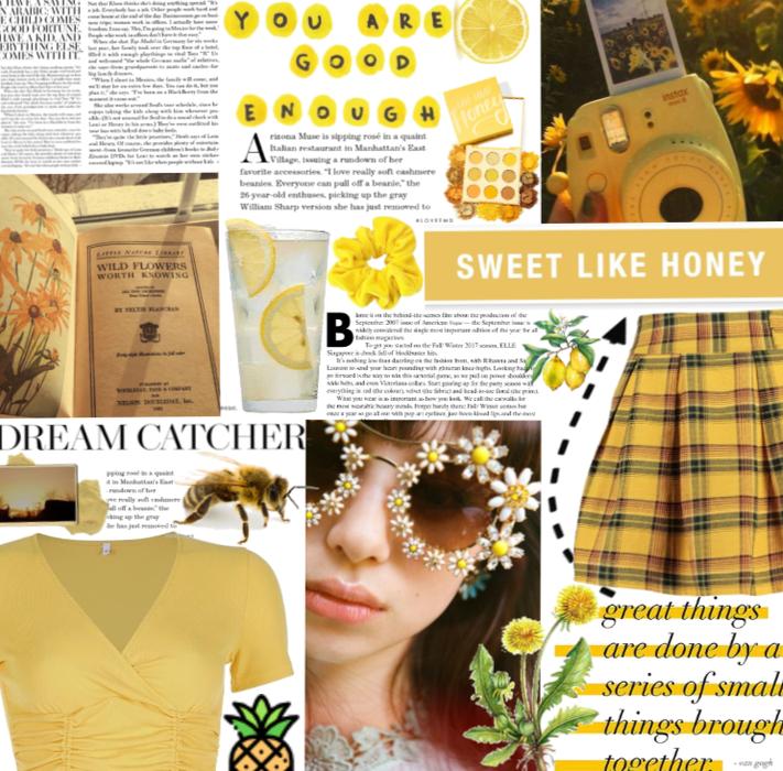 Yellow aesthetic 🌻🌾