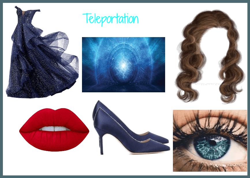 power teleportation