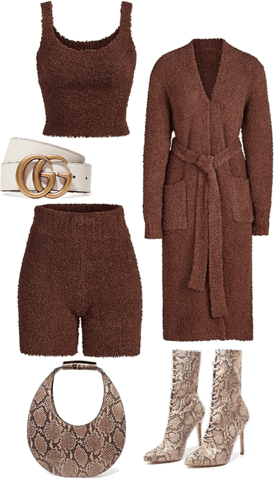 Casual Glam Chic
