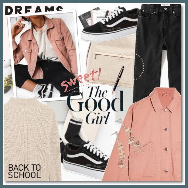 Back2School: The Good Girl