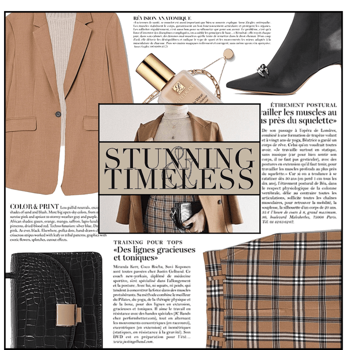 Fashion File: Neutral Winter Work Wear - Contest