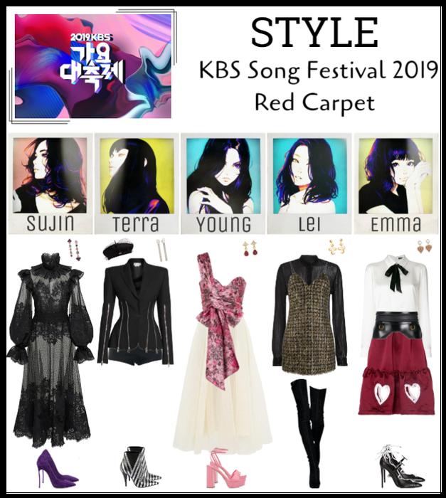 STYLE KBS Song Festival 2019 (Red carpet)